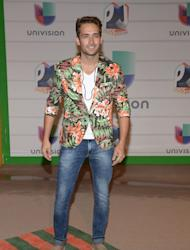 MIAMI, FL - JULY 18: Mauricio Henao attends the Premios Juventud 2013 at Bank United Center on July 18, 2013 in Miami, Florida. (Photo by Gustavo Caballero/Getty Images for Univision)