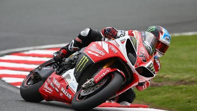 Superbikes - Oulton BSB: A 'testing' day for Ellison
