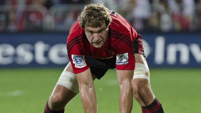 Rugby - Luke the latest Whitelock to become an All Black