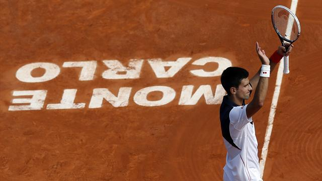 Tennis - Djokovic plays down injury fears, back for Madrid