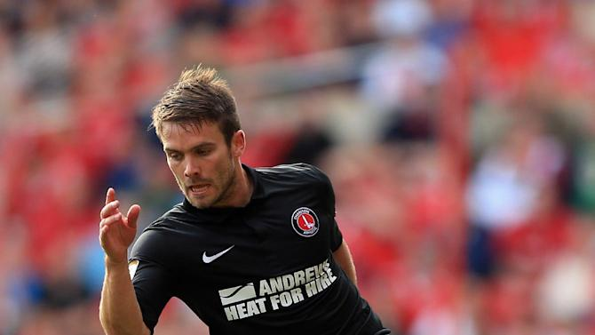 Rhoys Wiggins faces a lengthy spell out for Charlton