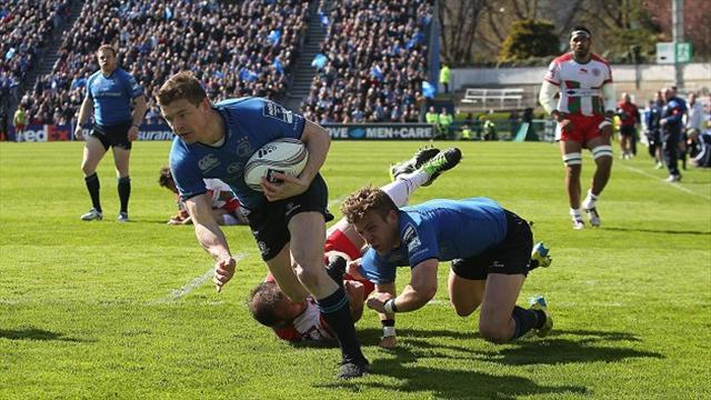 Rugby - O'Driscoll: Time to end win drought
