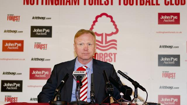 Football - McLeish ready to return
