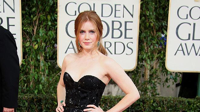 2009 Amy Adams Golden Globes