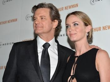 Colin Firth & Emily Blunt: 'Arthur Newman' Is Not Just Indie, It's Subversive