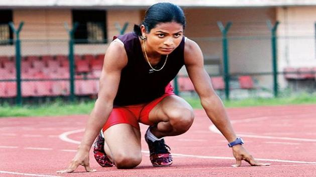 Biopic on sprinter Dutee Chand on the cards of makers of Bhag Milkha Bhag
