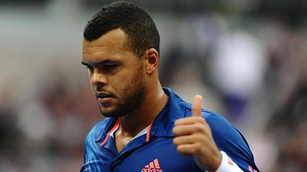 TENNIS 2012 Jo-Wilfried Tsonga