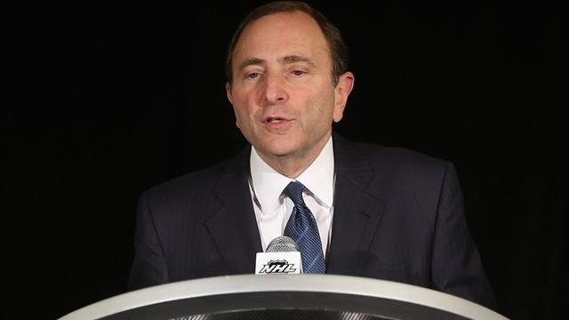 Ice Hockey - After 20 years of booing, Gary Bettman still standing
