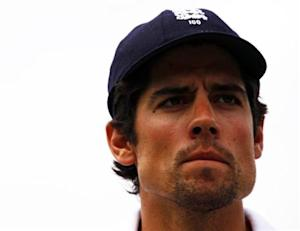 England's captain Alastair Cook looks on after losing the Ashes test cricket series to Australia at the WACA ground in Perth December 17, 2013. REUTERS/David Gray