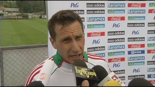 World Cup - Mexico ready for tough double test