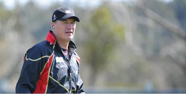 Rugby - Super 15 Kirwan va coacher les Blues