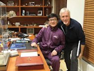 Jackie Chan meets James Cameron