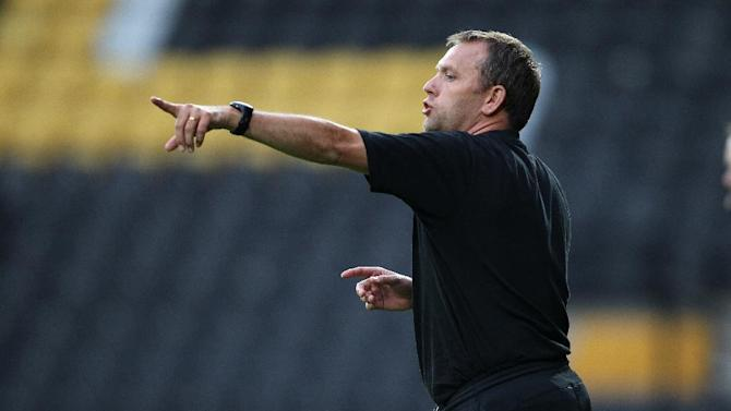 Mark Robson has taken up the role of manager at Barnet
