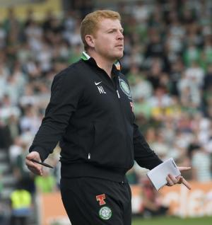 Neil Lennon is hoping for the safe return of his players from the Wales versus Scotland clash
