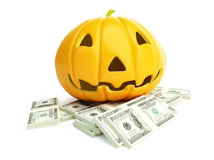 How Is Your Small Business Celebrating Halloween? image Halloween Money