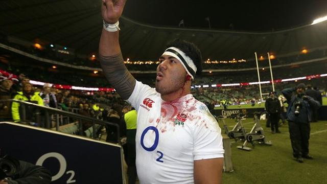 Six Nations - Tuilagi recalled to the bench for Italy clash