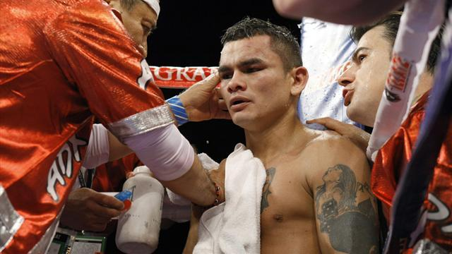 Boxing - Maidana to fight Lopez in June