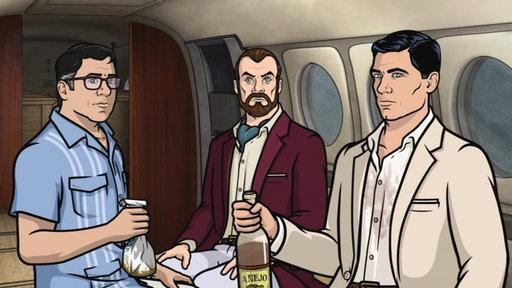 Next On Archer Vice: Palace Intrigue, Part 1