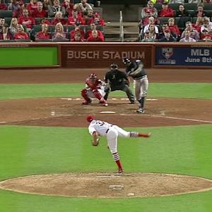 Wong's leaping stop