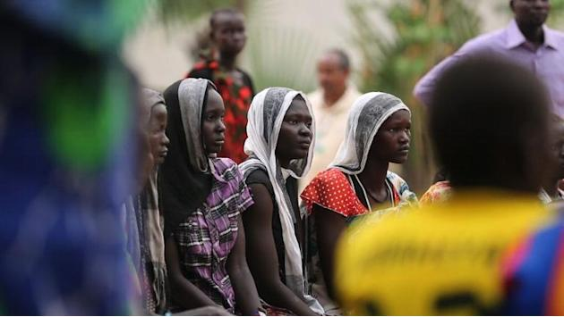 Food shortages among S. Sudan displaced in Nyal