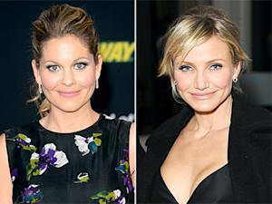 """Candace Cameron Bure Will Wear """"Modest"""" DWTS Costumes; Cameron Diaz Goes Topless: Top Stories"""
