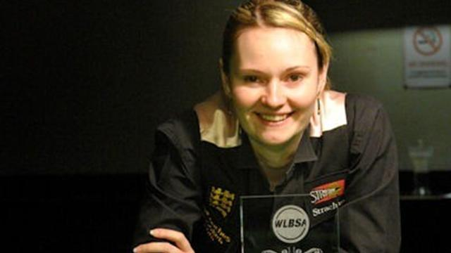 Snooker - Ladies champ Evans beaten, White stuns Walden at Wuxi Classic