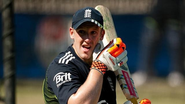 County - Tredwell leads Kent to tense win