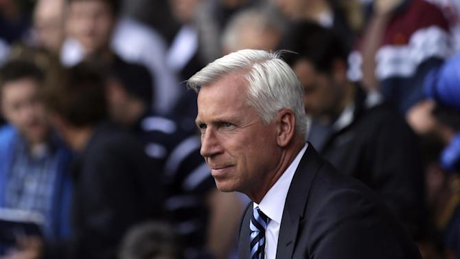 Alan Pardew admits Crystal Palace are in crisis ahead of Southampton match