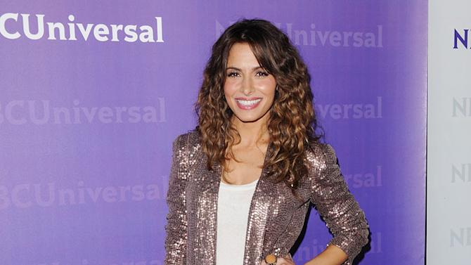 """Sarah Shahi (""""Faily Legal"""") attends the 2012 NBC Universal Winter TCA All-Star Party at The Athenaeum on January 6, 2012 in Pasadena, California."""