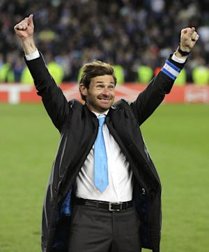 Andre Villas-Boas insists his main aim is Champions League qualification