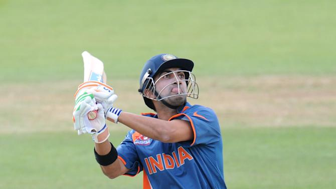 Gautam Gambhir top scored as India sealed a 4-1 series triumph