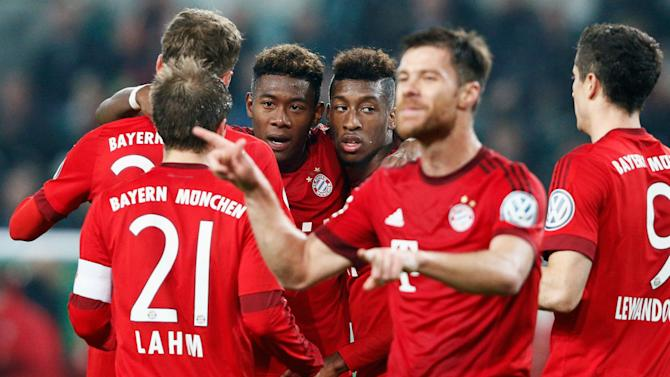 Bayern Munich to face Darmstadt in DFB-Pokal