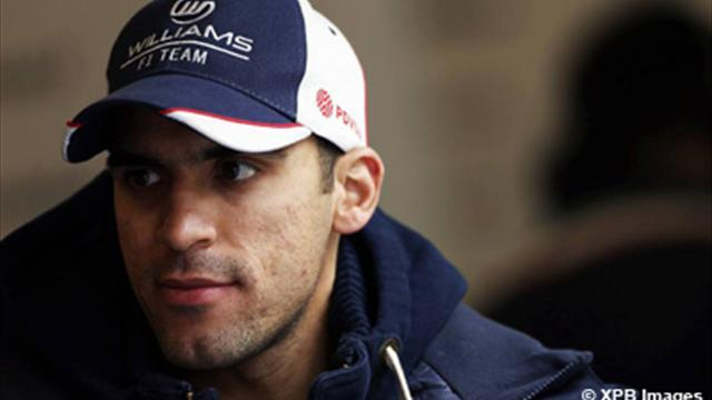Formula 1 - Maldonado: points possible in Britain