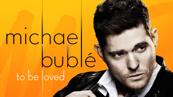 """This CD cover image released by Reprise shows the latest release by Michael Buble, """"To Be Loved."""" (AP Photo/Reprise)"""