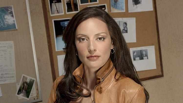 Lola Glaudini stars as Elle Greenway in Criminal Minds on CBS.