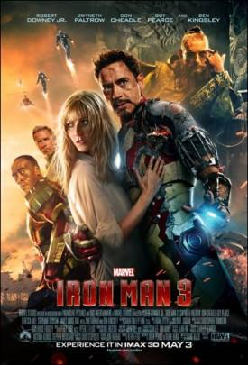 'Iron Man 3′ Breaks Records: $175.3M Sets 2nd Biggest Domestic Opening Weekend; Worldwide Totals Franchise Best $680.1M