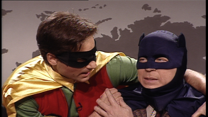 Weekend Update: Adam West, the Original Batman