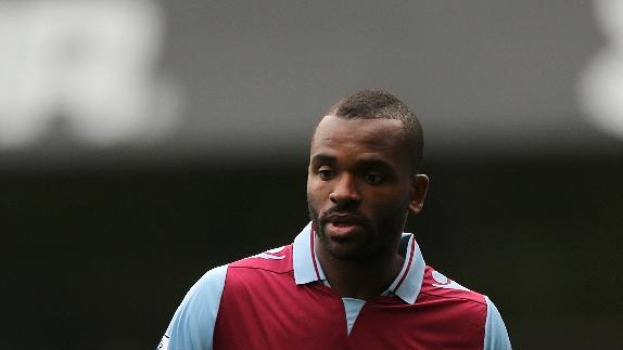 Darren Bent has found himself on the bench recently for Aston Villa