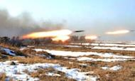 North Korea Rocket Strike Threat Targets US