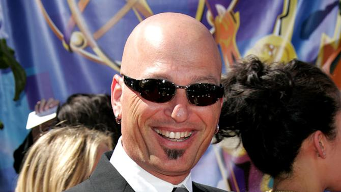 Howie Mandel at The 58th Annual Primetime Emmy Awards.
