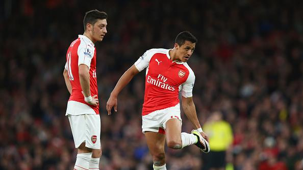 Alexis Sanchez could join Vidal at Bayern Munich, says Thierry Henry
