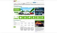 eBay's new Green Driving site