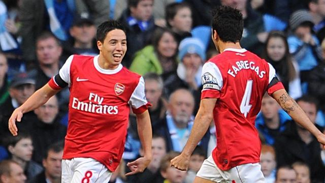 Premier League - Arsenal defend Fabregas and Nasri sales