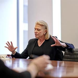 IBM CEO Ginni Rometty on Being a Role Model
