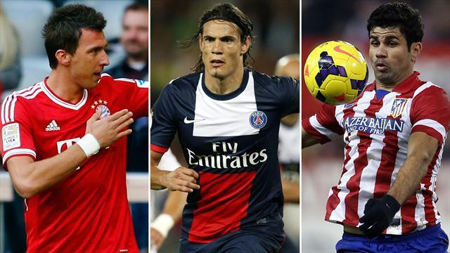 Premier League - Paper Round: Chelsea name top targets