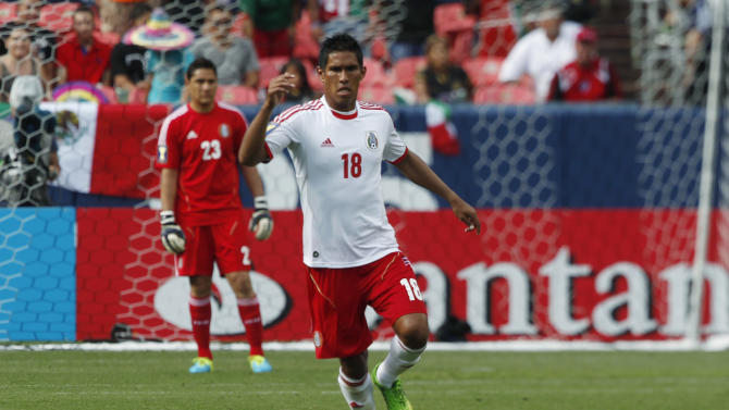 SOC Gold Cup Mexico Martinique Soccer