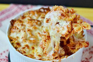 Cheesy Baked Pasta Recipe