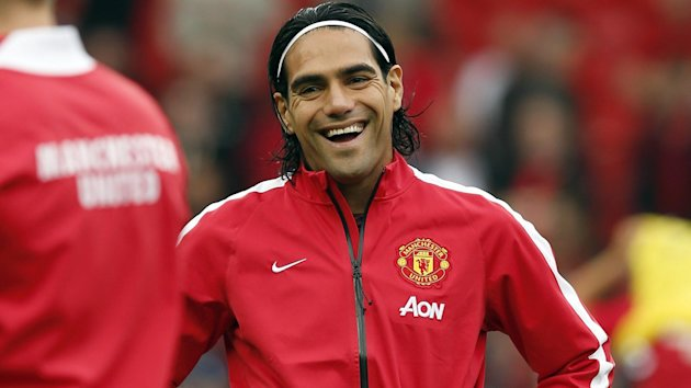 Radamel Falcao - Manchester United