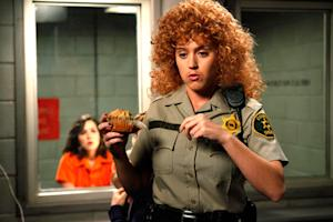 See Katy Perry as a Dowdy Prison Attendant on Raising Hope
