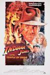 Poster of Indiana Jones and the Temple of Doom
